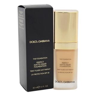 Dolce & Gabbana Perfect Matte Liquid Foundation SPF 20 75 Bisque