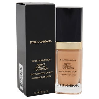 Dolce & Gabbana Perfect Reveal Lift Foundation SPF 25 100 Natural Glow