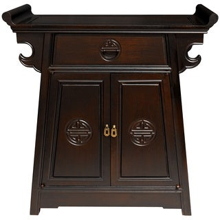 Rosewood Altar Cabinet (China)