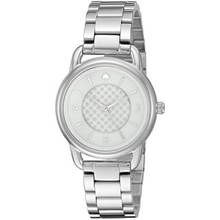 Kate Spade Women's KSW1165 'Boathouse' Stainless Steel Watch