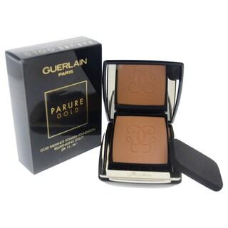 Guerlain Parure Gold Radiance Powder Foundation SPF 15 05 Dark Beige