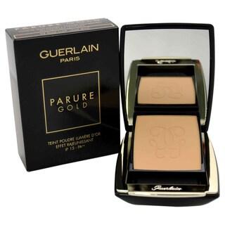 Guerlain Parure Gold Radiance Powder Foundation SPF15 02 Beige Clair/Light Beige