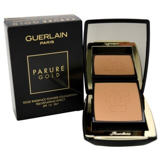 Guerlain Parure Gold Radiance Powder Foundation SPF15 03 Beige Naturel/Natural Beige