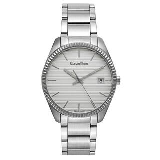 Calvin Klein Men's K5R31146 Stainless Steel Alliance Watch