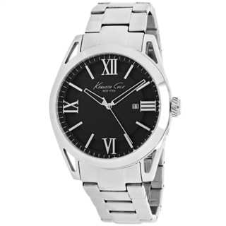 Kenneth Cole Classic 10018755 Men's Black Dial Watch