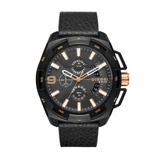 Diesel Heavyweight DZ4419 Men's Black Dial Watch