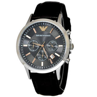 Armani Dress AR2513 Men's Grey Dial Watch