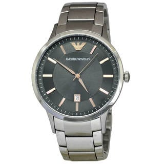 Armani Dress AR2514 Men's Grey Dial Watch