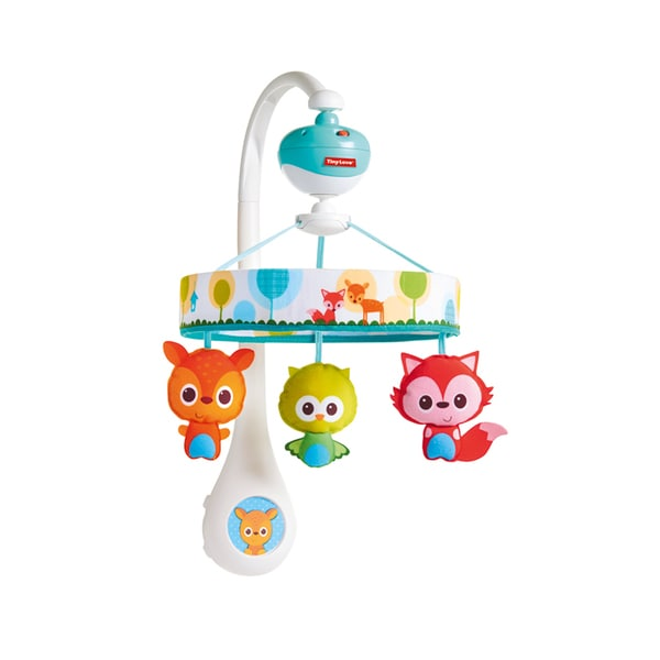 Tiny Love Friends Multicolored Soft Lullaby Mobile