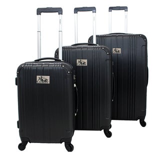 Chariot Monet 3-Piece Hardside Expandable Lightweight Spinner Luggage Set