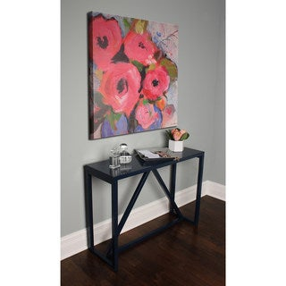 Kaya Wood Console Table
