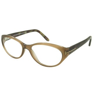 Tom Ford Rx - TF5244-047-FR Brown Reading Eyeglass Frames