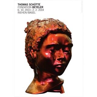 Thomas Schutte 'Walser's Wife' 2013 Poster