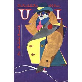 Richard Lindner 'The Resistible Rise of Arturo Ui' 1968 Serigraph