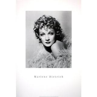 Marlene Dietrich-1989 30-inch x 20-inch Poster