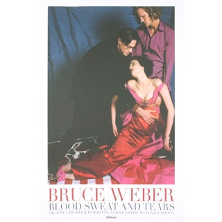 Bruce Weber 'On the Set' 39.5-inch x 27.5-inch Lithograph Poster