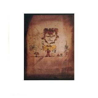 Paul Klee-Sgaranelle-Poster, 28 x 23.5