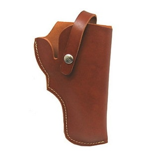 """Hunter Company Leather Belt Holster Smith&Wesson Model 500 4"""" Right Hand"""