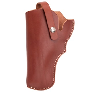 """Hunter Company Leather Belt Holster Smith&Wesson Model 500 4"""" Left Hand"""