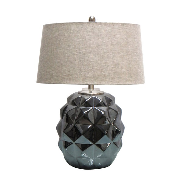 28-inch Ceramic Table Lamp
