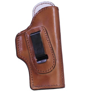 Frontline IWB Leather Holster with Teflon Lining Sig Sauer P226, Brown, Right Hand