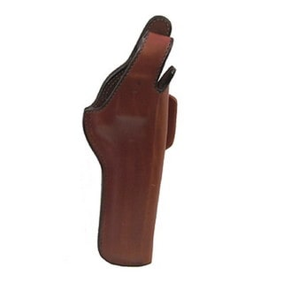 Bianchi 5BHL Leather Holster Tan, Size 11, Right Hand