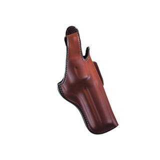Bianchi 5BHL Leather Holster Tan, Size 06, Right Hand