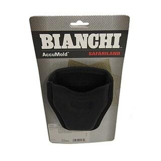 Bianchi 7334 Open Cuff Case, Black