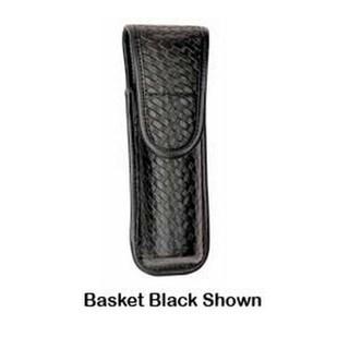 Bianchi 7907 AccuMold Elite OC Spray Pouch Hidden Snap, Basket Black, Large