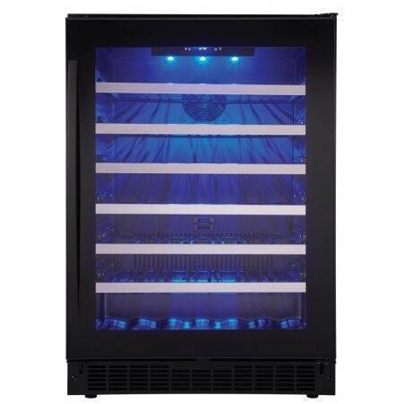 "SSWC056D1B Silhouette Select Sydney 24"" Single Zone Wine Cooler"
