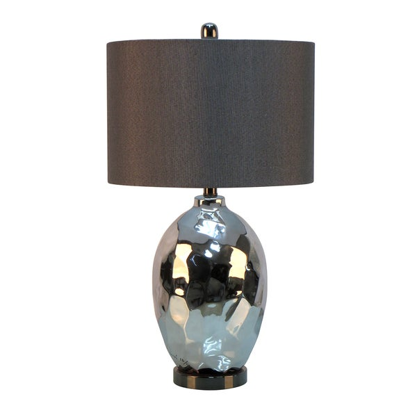 25.5-inch Elegant Ceramic Table Lamp