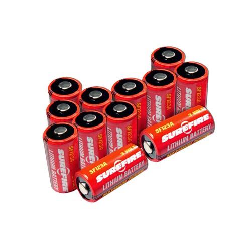 Surefire Batteries Per 12, Clam Pack