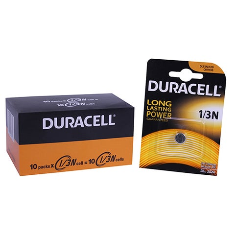 Aimpoint Duracell Lithium 1/3N, 3V, 10 pack