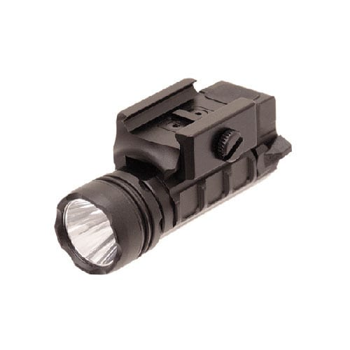 Leapers Inc. LED Weapon Light Sub Compact, 400 Lumens, Black