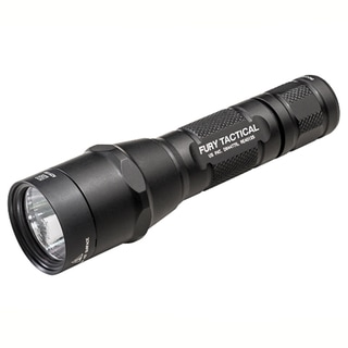 Surefire P2X Fury Tactical, 600 Lumens, Black