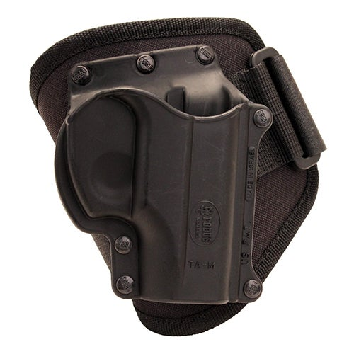 Fobus Ankle Holster SCCY CPX1 & CPX2, Right Hand, Black