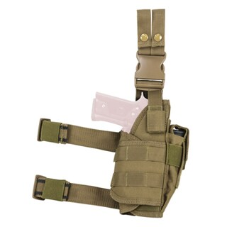 NcStar Drop Leg Tactical Holster Tan