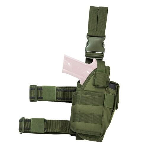 NcStar Drop Leg Tactical Holster Green