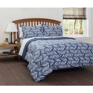 American Original Connor Ikat 7-piece Bed in a Bag with Sheet Set