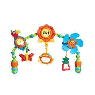 Tiny Love Multicolored Musical Nature Stroll Toy Arch