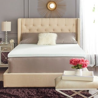 TruPedic USA 2-inch True GEL Memory Foam Mattress Topper
