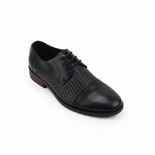 Xray Men's Wovener Faux Leather Cap-toe Shoe