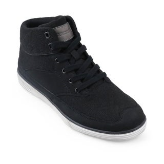 Unionbay Flage High-top Textile Sneakers