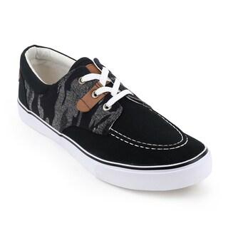 Unionbay Camo Low-top Canvas Sneakers