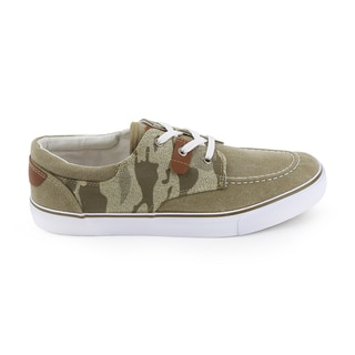 Unionbay Camo Low-top Canvas Sneakers