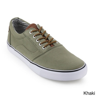 Unionbay Men's Oak Harbor Canvas Low-top Sneaker