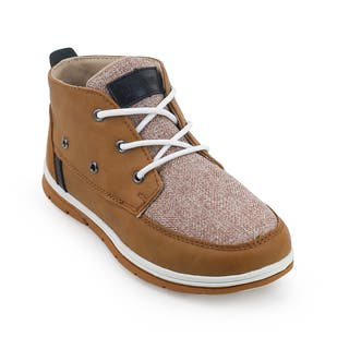 Unionbay Kids AeroSpace High Top Sneaker (Option: 4)|https://ak1.ostkcdn.com/images/products/14297763/P20880955.jpg?impolicy=medium