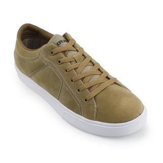 Xray Men's Hubert Canvas, Faux-suede, and Rubber Low-top Sneakers