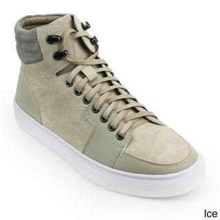 Xray Men's Sherman High-top Sneakers (Option: 10 - Ice)