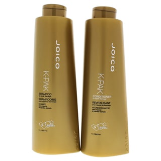 Joico K-Pak 33.8-ounce Shampoo and Conditioner Duo for Damaged Hair